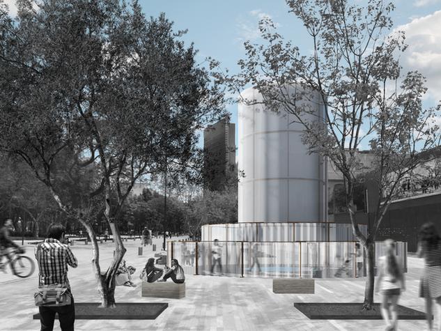 Pabellón Mextrópoli 2020