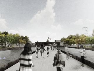 La Gran Plaza: Un eje para el ensamblaje identitario