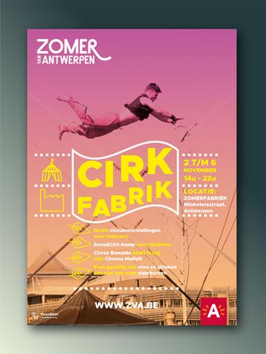 Cirk Fabrik