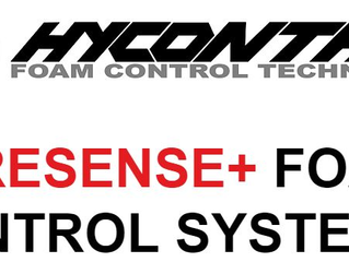 SURESENSE+ FOAM CONTROL SYSTEM