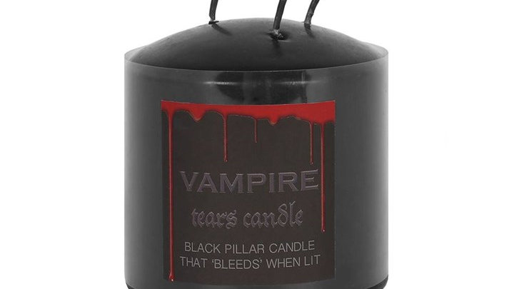 Vampire Tears Candle
