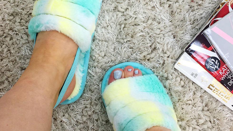 Turquoise Sliders