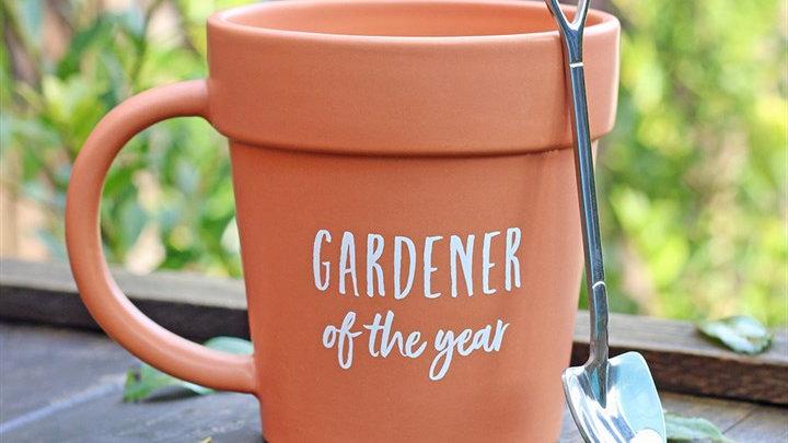 Gardener of the year mug