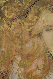 Solid Gold, detail of print