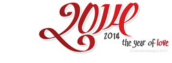2014- the year of Love