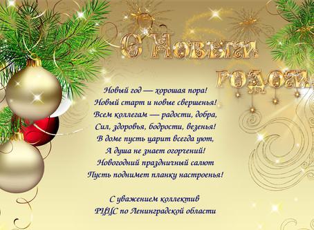 С НОВЫМ 2019-м ГОДОМ!!!