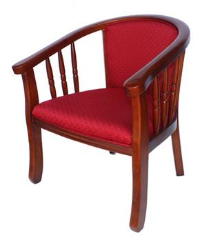 9628RL כסא לובי מרופד