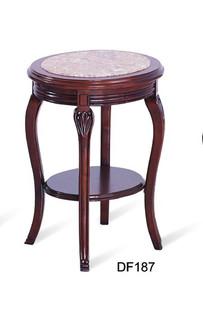 שולחן משולב אובלי 187