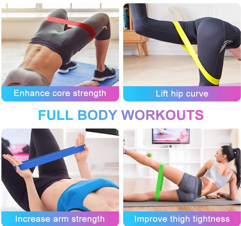 recommended Resistance bands | invest in health | invest in yourself | ways to invest in yourself include taking care of yourself