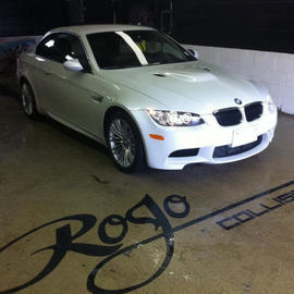 BMW M3 After