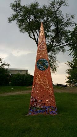 Cosmic Consciousness Obelisk