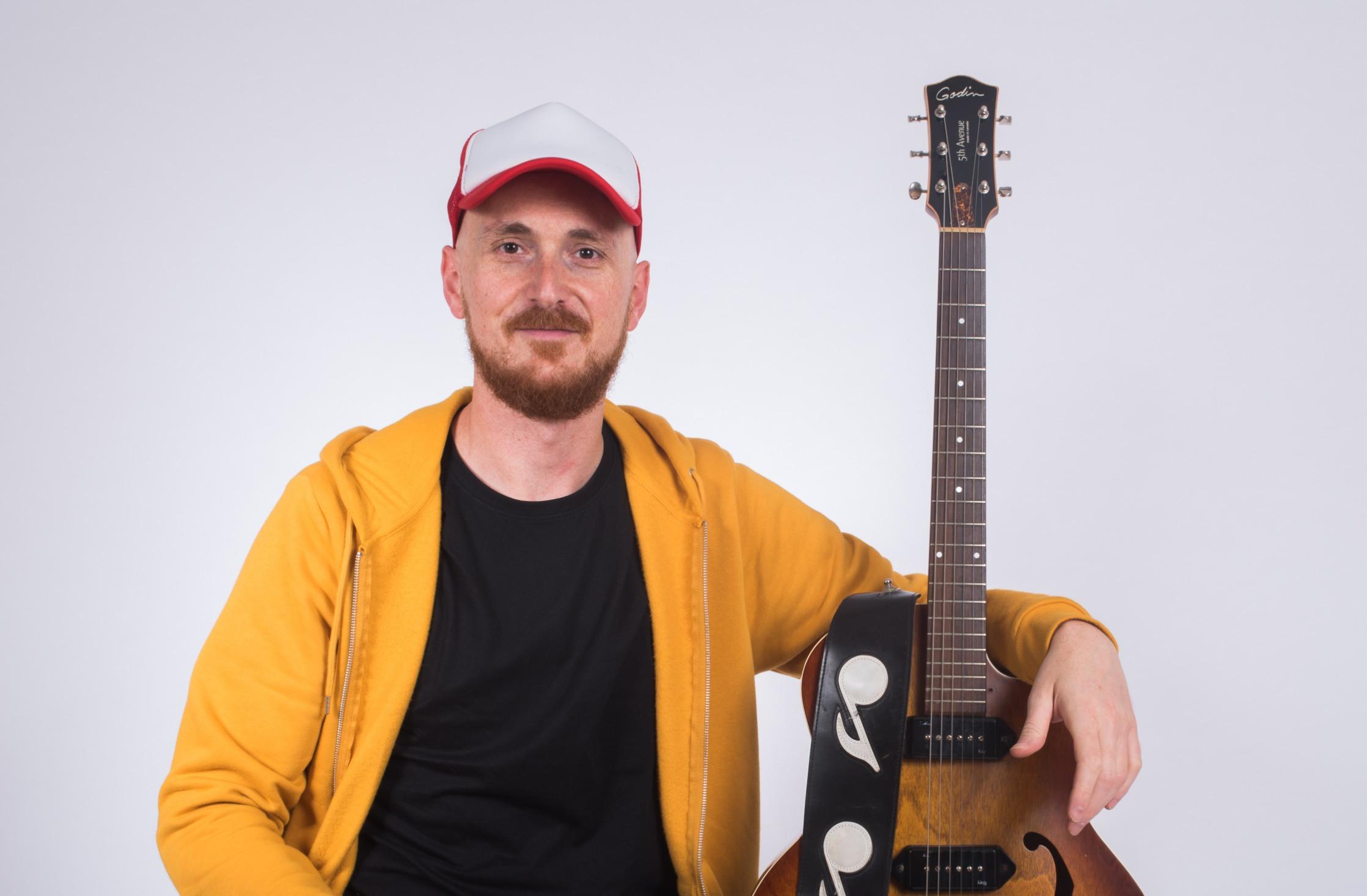 30 Minutes Online Guitar Lesson