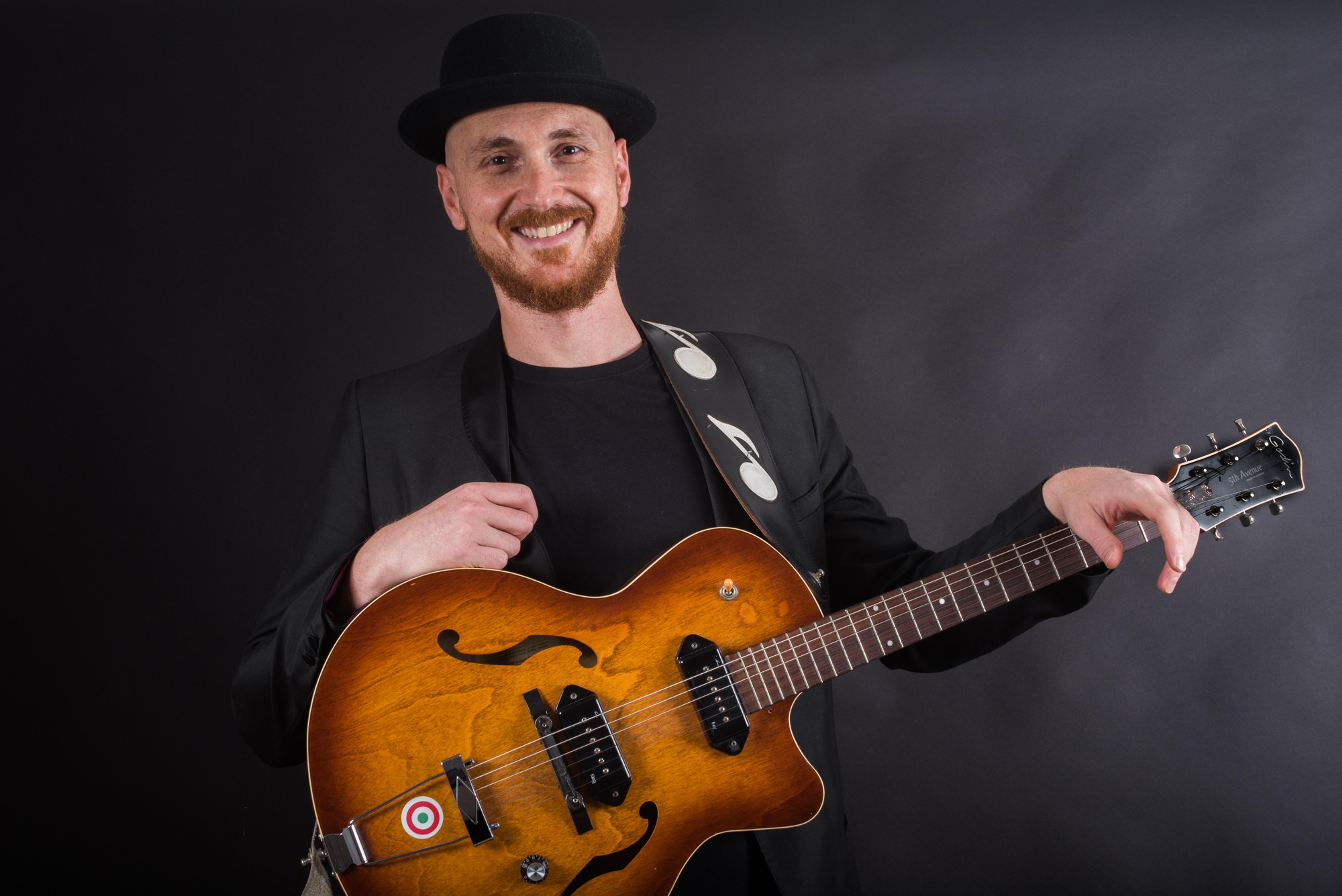 1 Hour Online Guitar Lesson