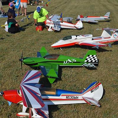 2016 Summer Reading Program Airshow