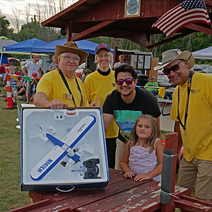 2018 Airshow for the Summer Reading Program