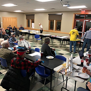 Pizza Party-Grand Raffle 2019