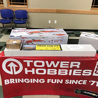 2018 Pizza Party / Grand Raffle