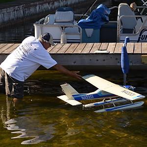 2016 Clifford Lake Float Flying