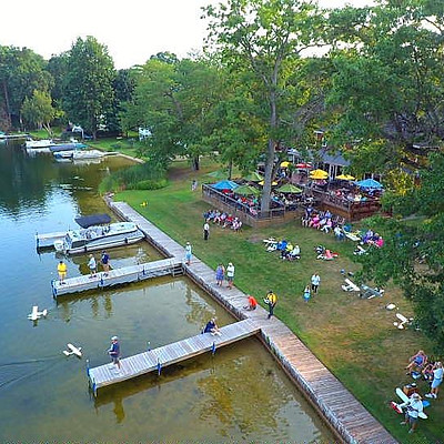 Clifford Lake - August 2018