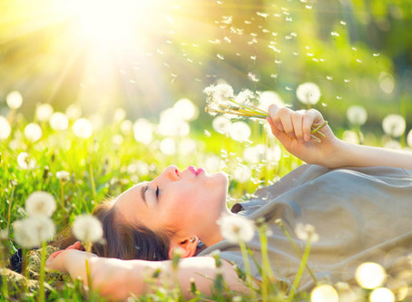 8 Ways to Survive Allergy Season Naturally