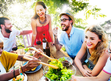 It's Summer-Time!  Eat These 6 Foods to Feel Lighter