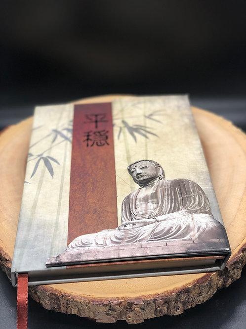 Buddha Lined Journal