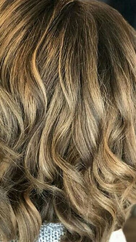 Beautiful #shadowroot #balayage I got to do on a client getting ready for her  #spring to #summer look .jpg