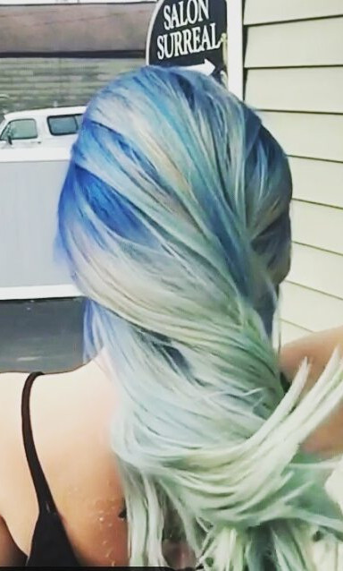 #shadowroot #hothair #mermaid #hairdresserproblems #workflow #behindthechair #colorcraze #salonlife #lovemywork #hairstyles #haircolor #love