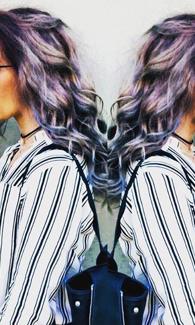 #Slayed this  #mermaid #haircolor #lovemywork #hairporn #colorcraze #balayage #balayageandpainted #salonlife #styleyourstory #redkenobsessed