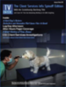 TV Guide Listings Department Handout 2 -