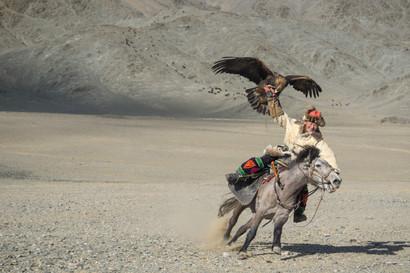 Eagle Hunter Western Mongolia