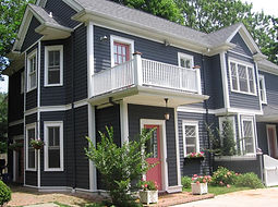 exterior painting services Hudson Valley