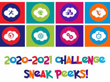 Challenge Sneak Peeks!