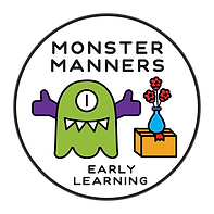 20-21-Early-Learning-Monster-Manners-Log