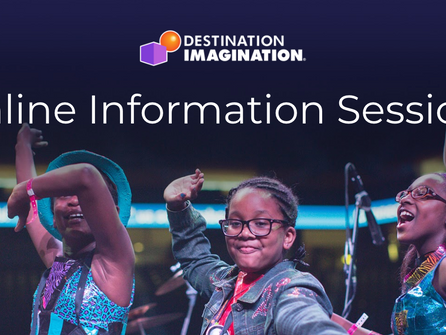 Online Information Session: Make Creativity a Priority