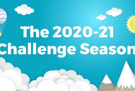 2020-2021 Challenge Season!