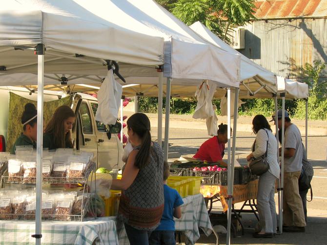 Mariposa Certified Farmer's Market