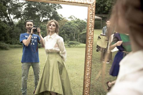 服裝廣告拍攝