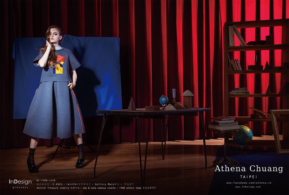 Athena Chuang 2014FW