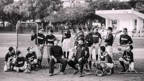Baseball Team-球隊理念