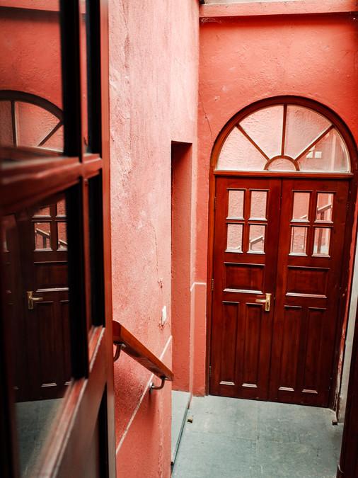上海的紅色房子