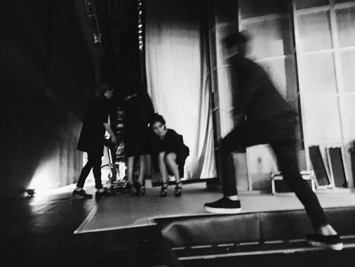 Behind the scene-Paul Mitchell 35 Anniversary