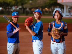 向上國中棒球隊