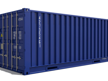 What to Look for When Buying a Shipping Container for Storage