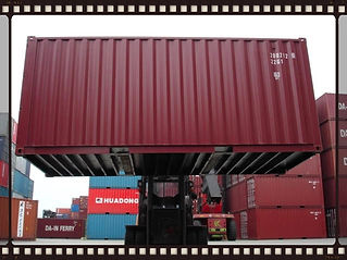 relocating shipping containers