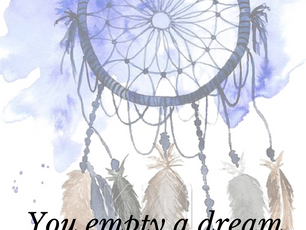 Dream Catcher  Writing Prompt Series #5