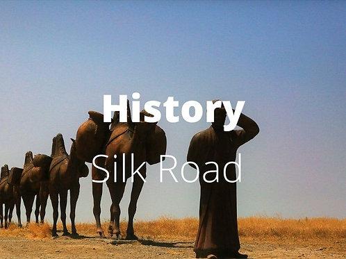 History - Silk Road