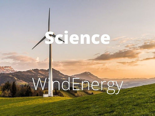 Science -Wind Energy
