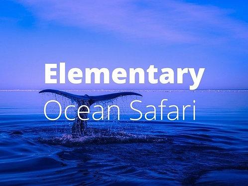 Elementary - Ocean Safari