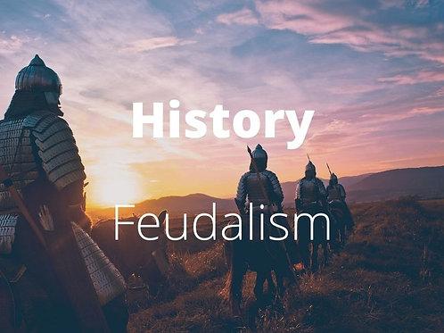 History - Feudalism